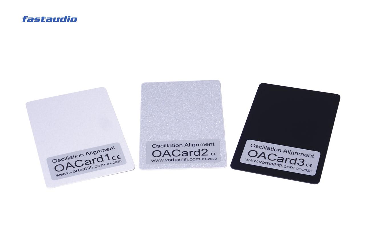 Vortex Oscillation Alignment Cards