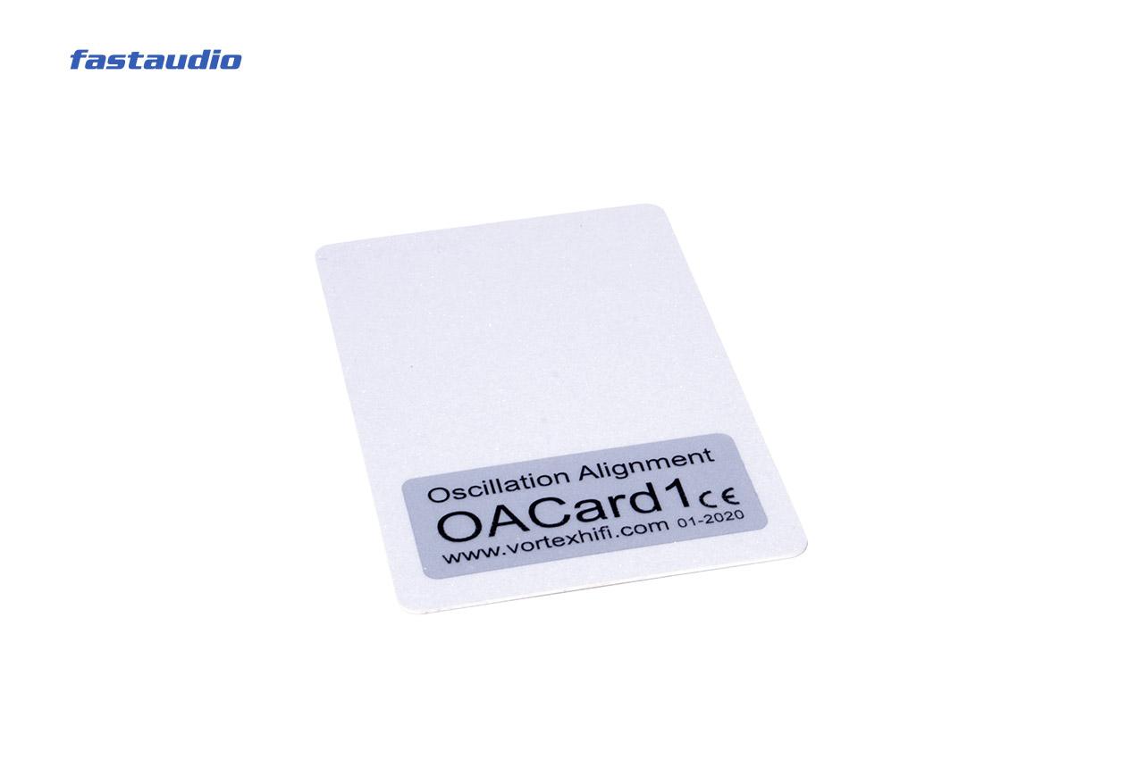 Vortex Oscillation Alignment Card 1