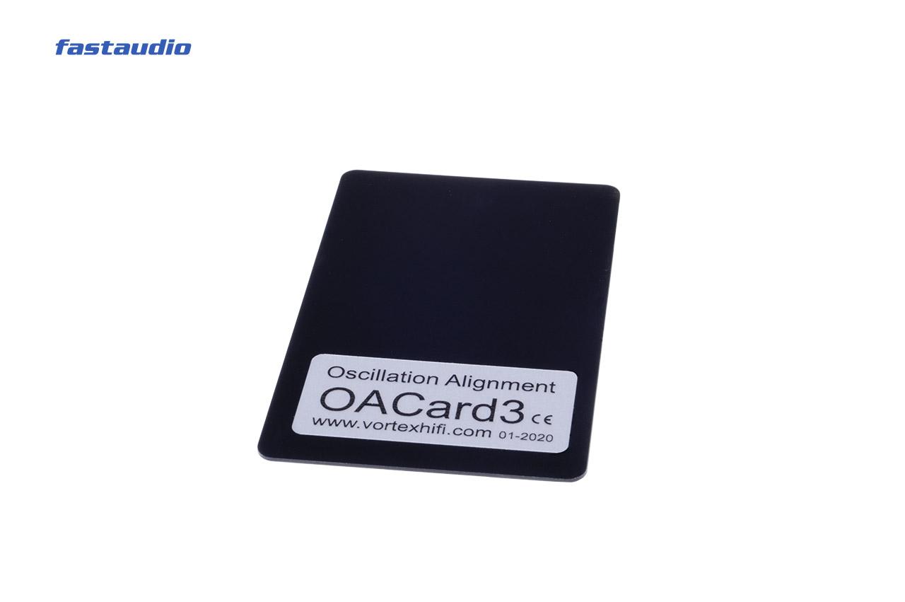 Vortex Oscillation Alignment Card 3