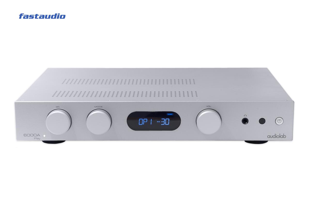 Audiolab 6000A Play Vollverstärker mit DAC und Streamer