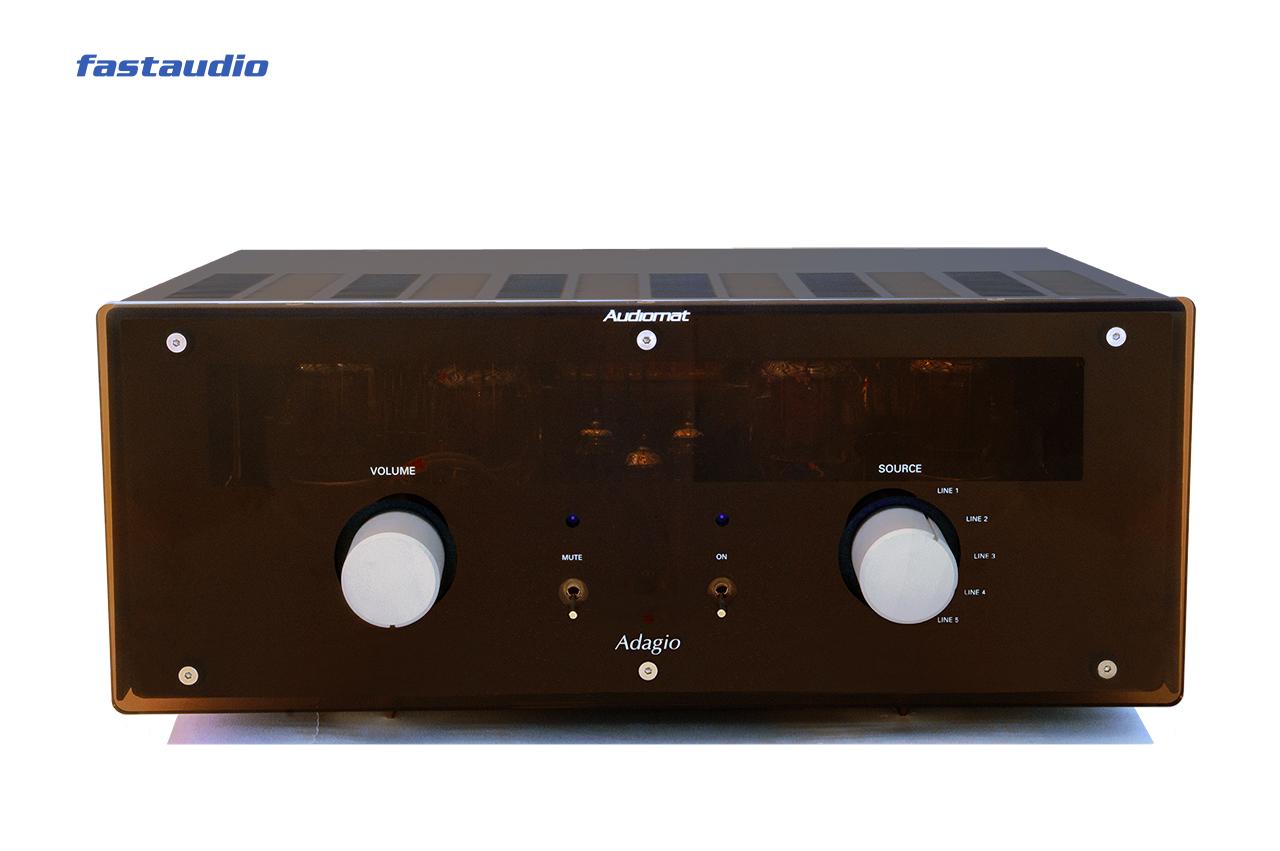 Audiomat Adagio Röhren-Vollverstärker