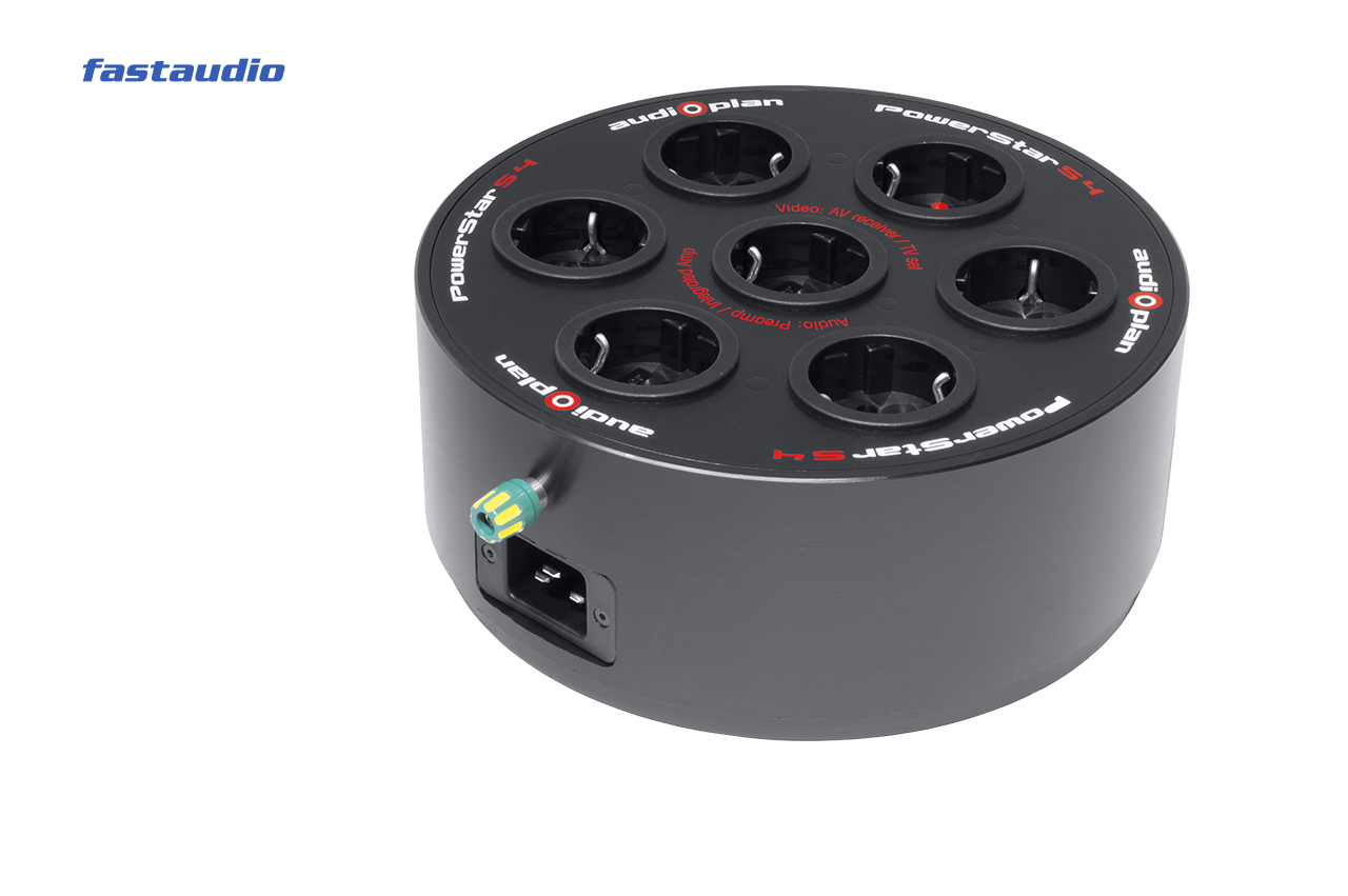 Audioplan PowerStar S4 Stromverteiler