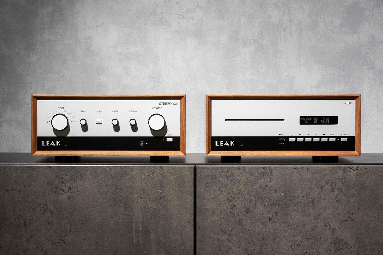 LEAK CDT und Stereo 130