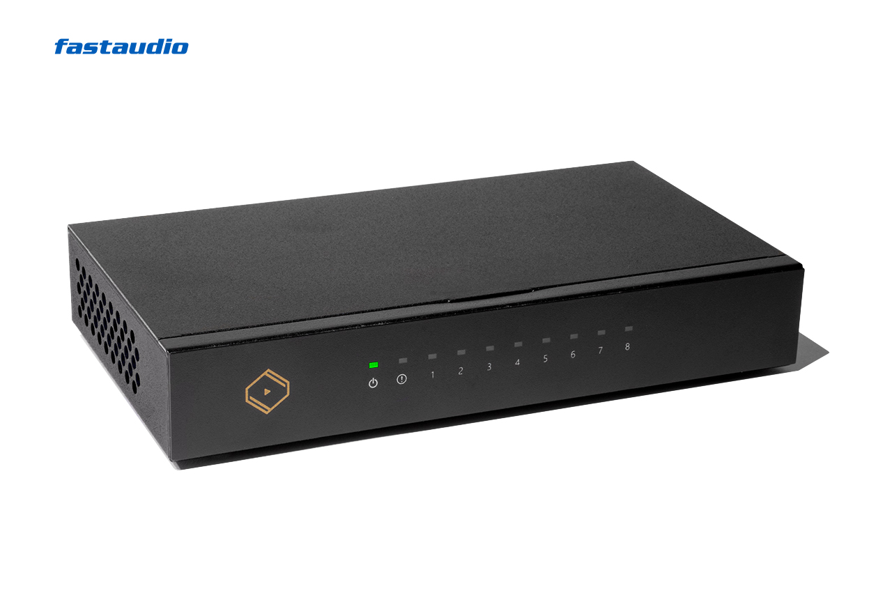 Silent Angel Bonn N7 Netzwerk-Switch