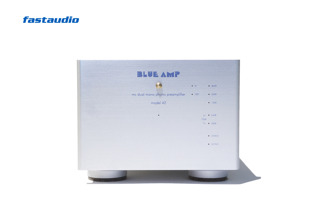 Blue Amp Model 42 MK III MC Dual Mono Phono Vorverstärker
