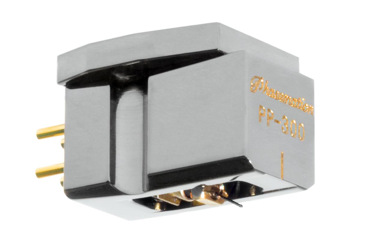 Phasemation Modell PP 300 Tonabnehmer Silber