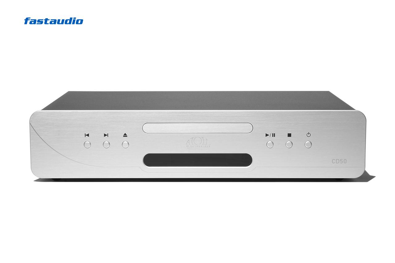 Atoll Electronique CD 50 Signature CD-Spieler silber