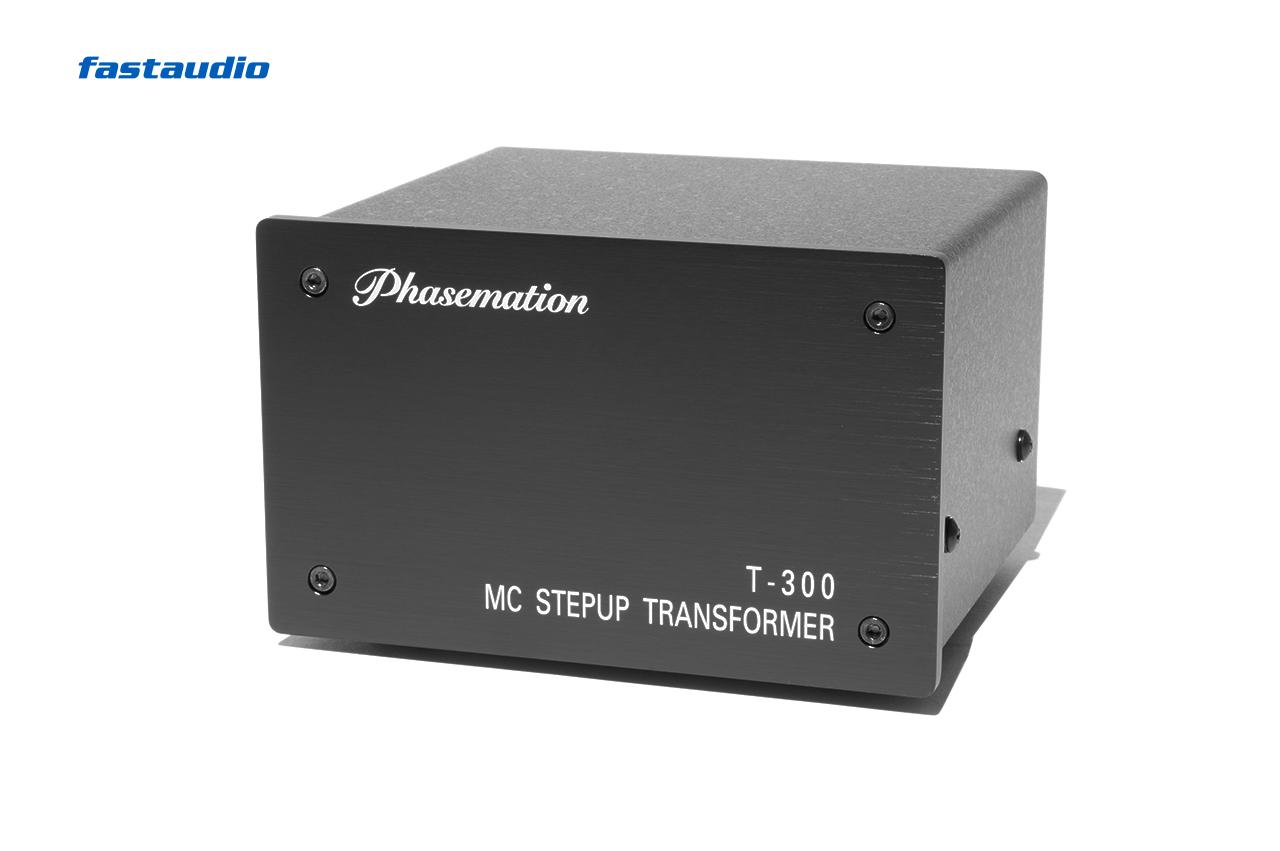 Phasemation T-300 Übertrager schräge Ansicht