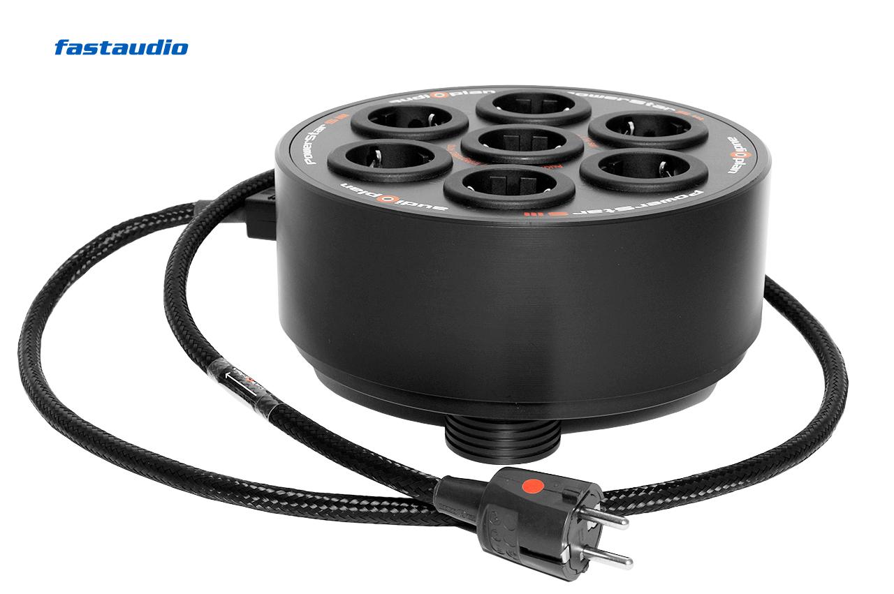 Audioplan PowerStar SIII Stromverteiler