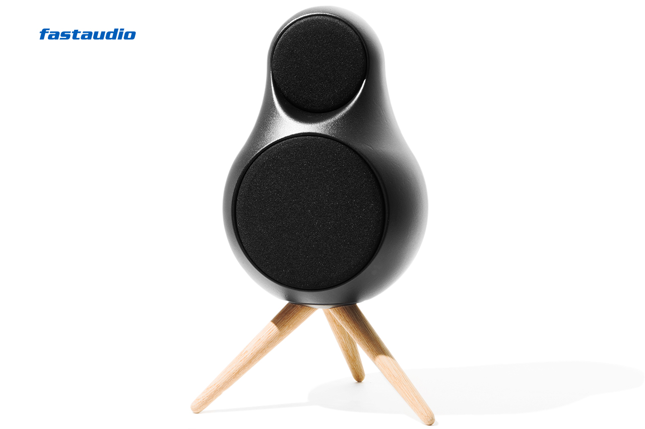 Jern 12 WS Lautsprecher Nordic Black mit Tripod